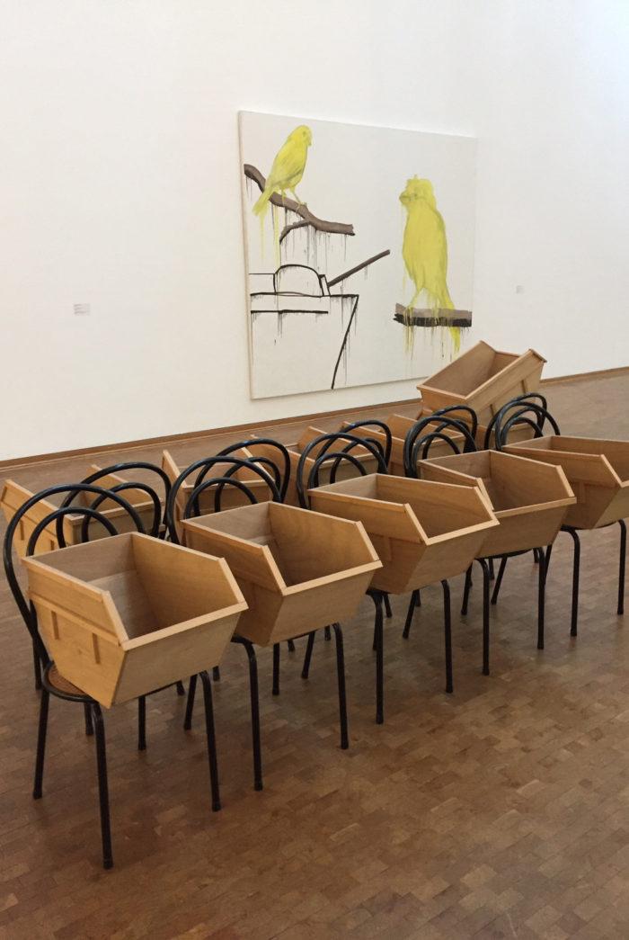 Ausstellungsansicht, Museum Ludwig, Köln, 2018