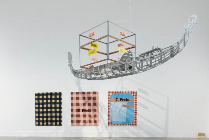 Ausstellungsansicht Foto: Peter-Paul Weiler, 2019 © Kunst- und Ausstellungshalle der Bundesrepublik Deutschland GmbH